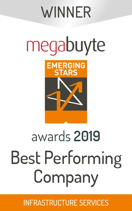 Megabuyte Emerging Stars Awards 2019