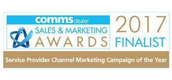 Comms Dealer Sales & Marketing Awards 2017