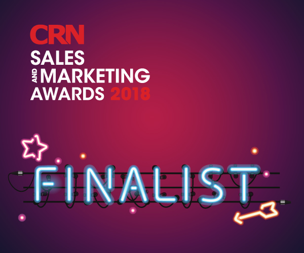 CRN Sales & Marketing Awards 2018