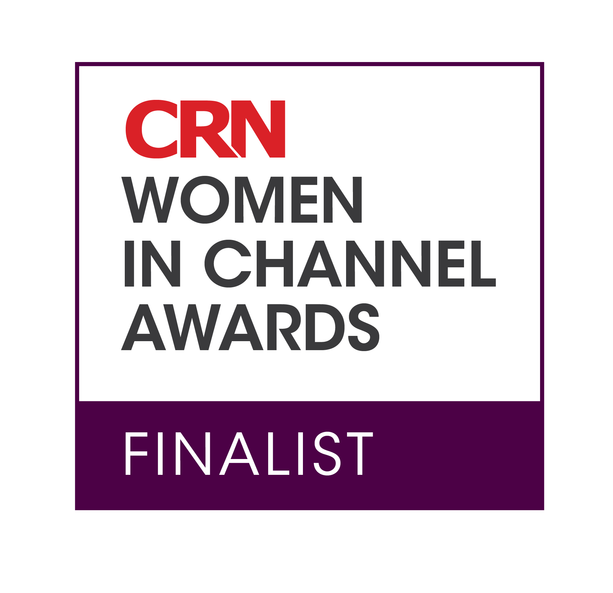 CRN Women in the Channel Awards 2018