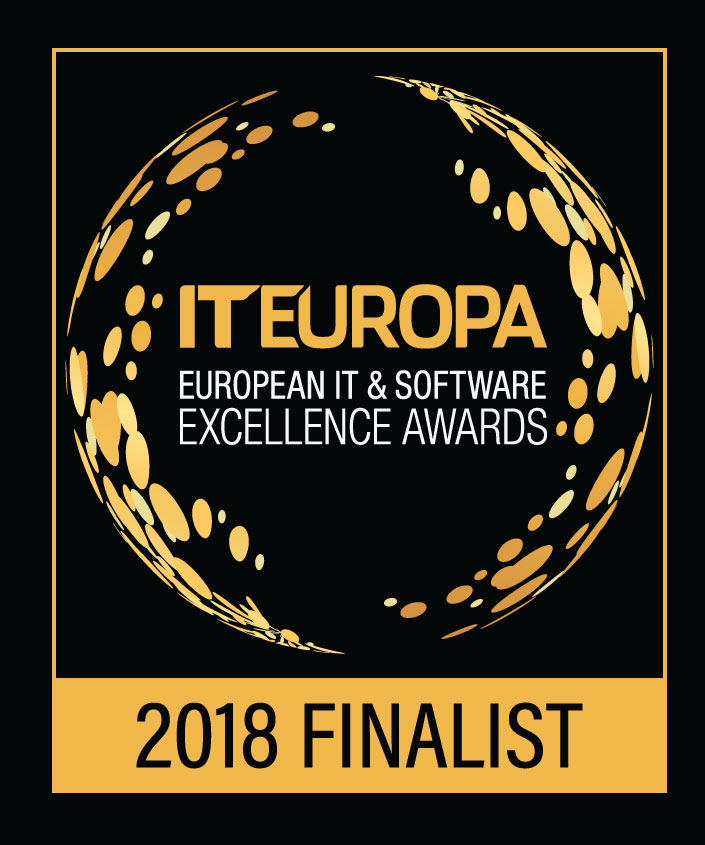 IT Europa – European IT & Software Excellence Awards 2018