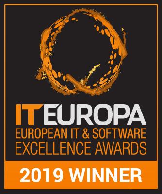 IT Europa – European IT Excellence Awards 2019