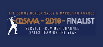 Comms Dealer Sales & Marketing Awards 2018