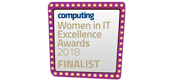 Computing Women in IT Excellence Awards 2018