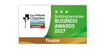 East Midlands Chamber Business Awards 2017