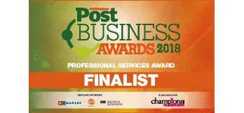Nottingham Post Business Awards 2018