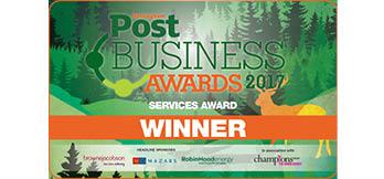 Nottingham Post Business Awards 2017