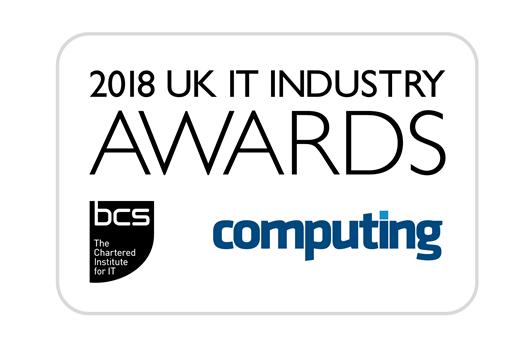 Computing UK IT Awards 2018