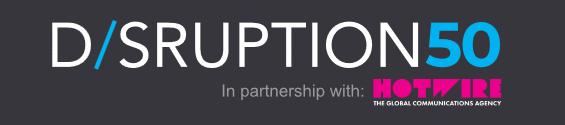 Disruption50 2019