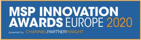 MSP Innovation Awards Europe 2020