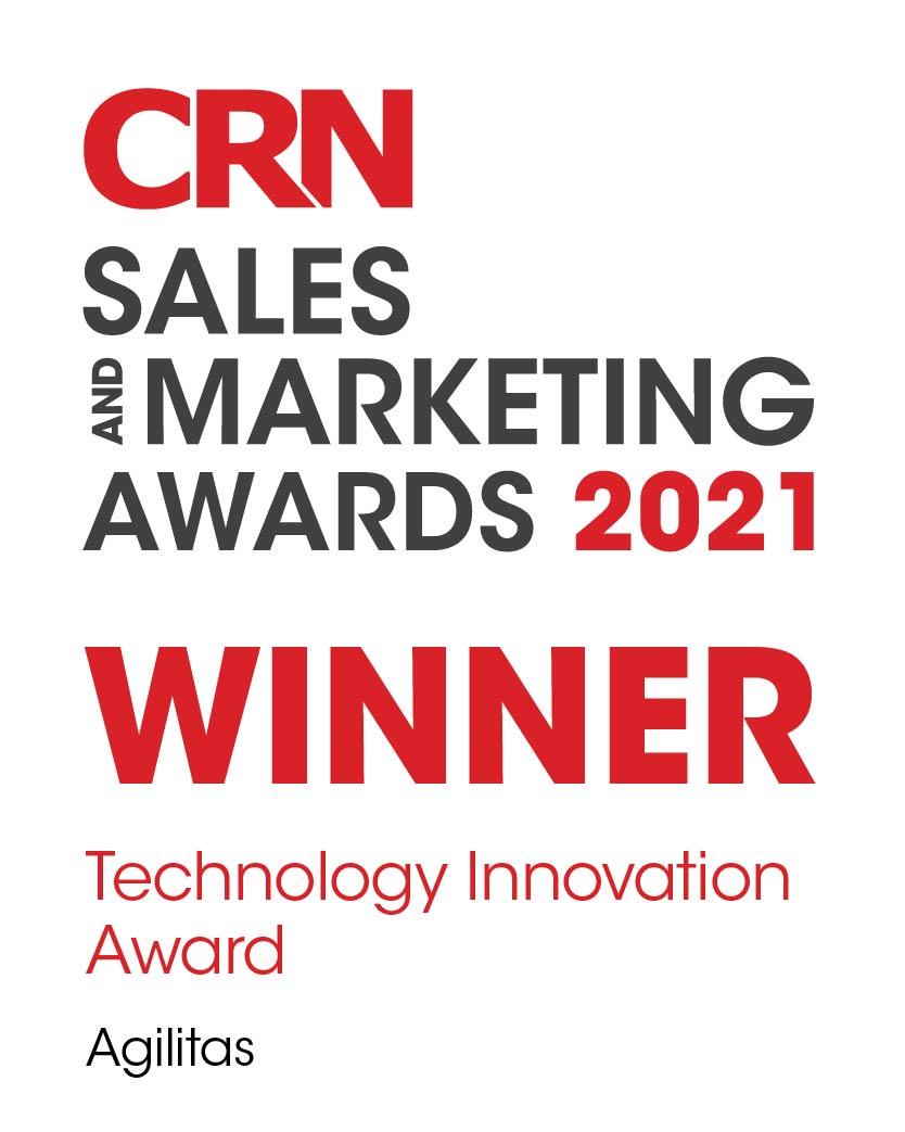 CRN Sales & Marketing Awards 2021