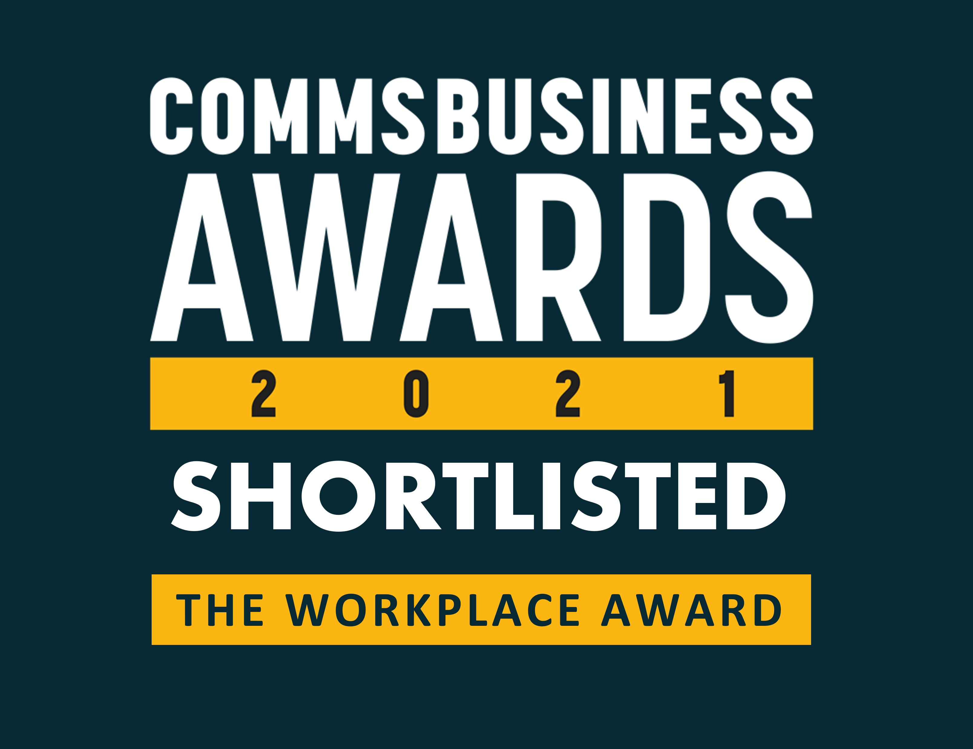 Comms Business Awards 2021
